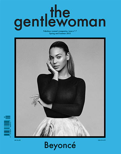 The Gentlewoman Beyonce
