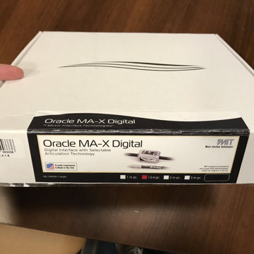 Oracle MA-X