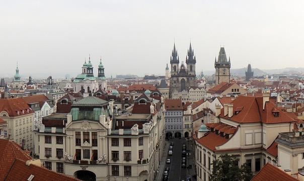 Скрытые места и подземелья Старой Праги