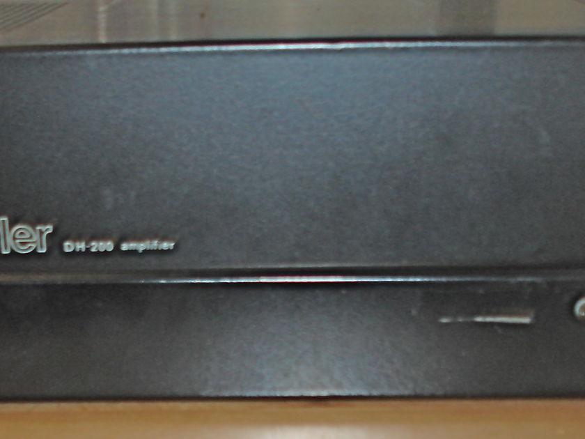 Hafler DH200 Amp