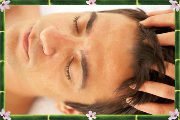 Scalp Treatment Massage - Thai-Me Spa Hot Springs, AR