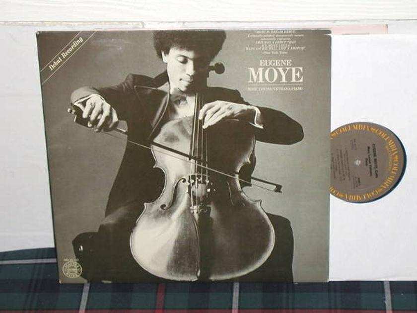 Eugene Moye - Bach/Brahms Columbia mx 35173