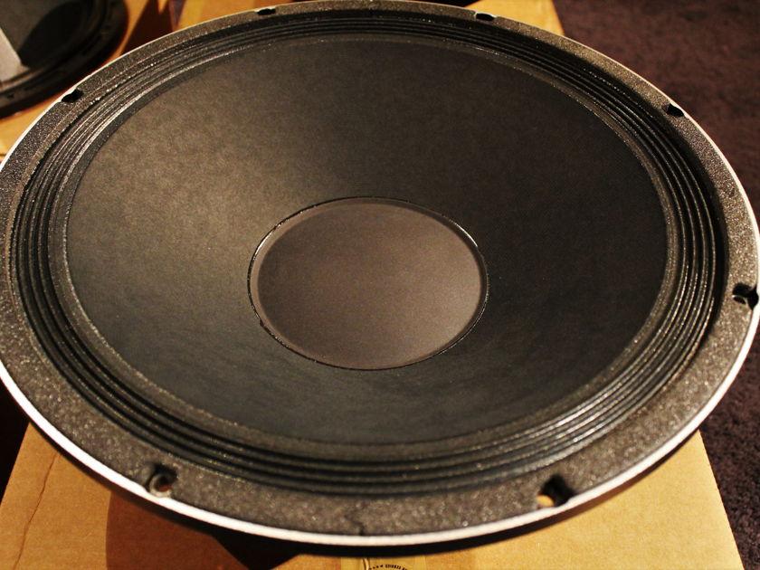 """Pure Audio Project OB-A15neo (SEN) 15"""" OB Woofers"""