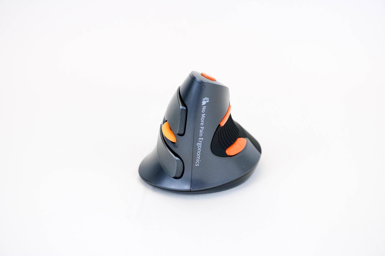 Ergonomic mouse for arthritis