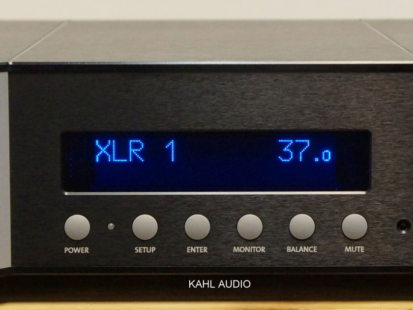 Lindemann 830S balanced preamp. Lots of positive reviews! $10,000 MSRP.