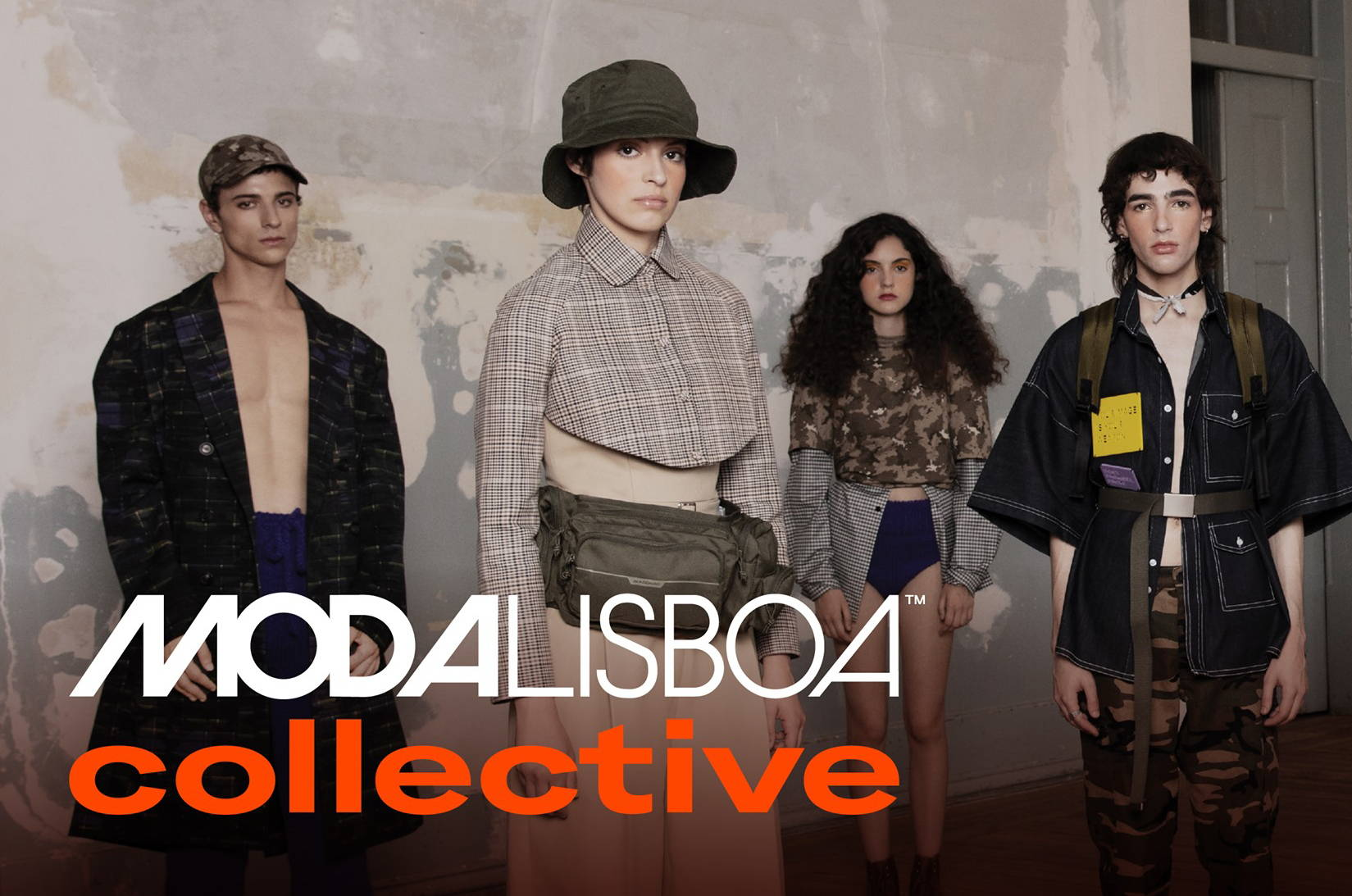 Poster for ModaLisboa Collective SS20