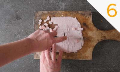 Step 6 Ricetta arancini al burro