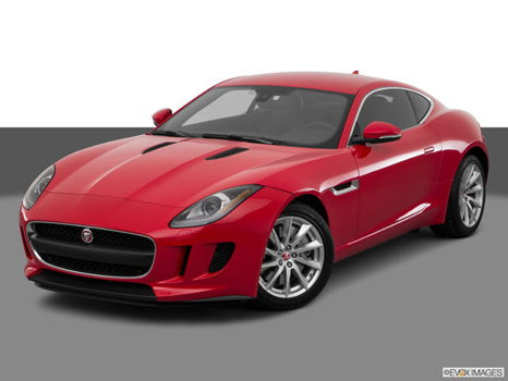 2017 Jaguar F-Type Premium Coup