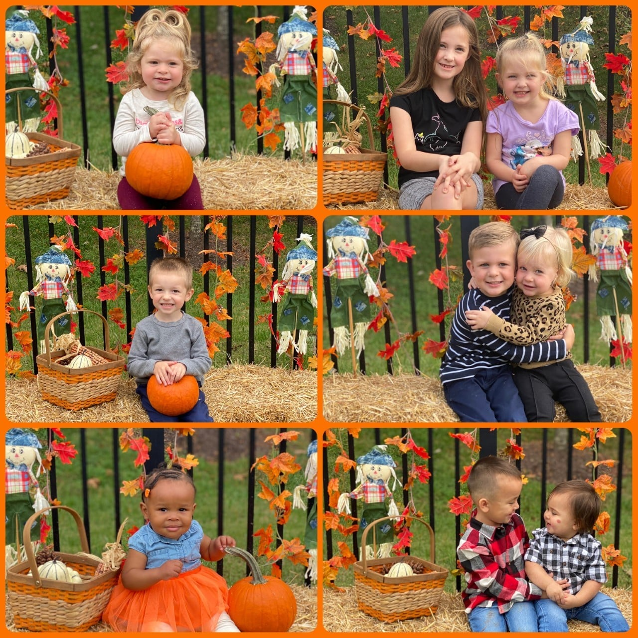We love our pumpkins!