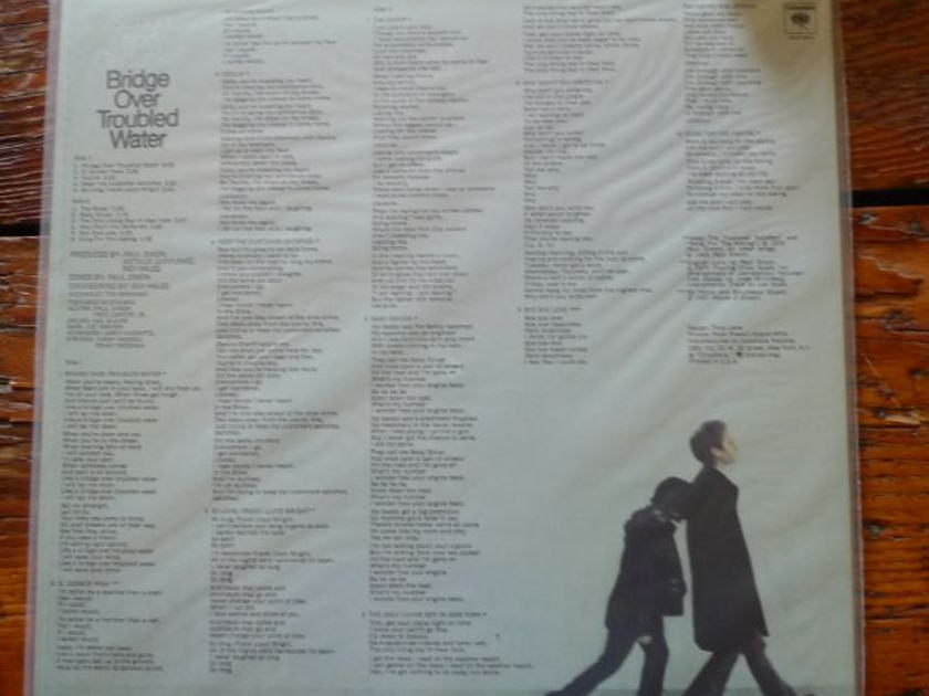 Simon & Garfunkel - Bridge Over Troubled Water  Classic Record original very rare reissue 180G Way out of pr
