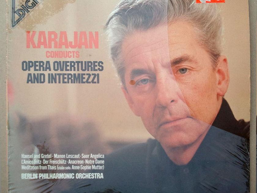 Sealed ANGEL Digital   KARAJAN - Conducts Overtures and Intermezzi
