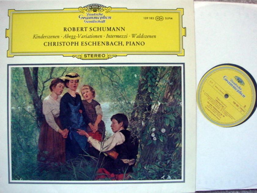 DGG / ESCHENBACH, - Schumann Scene from Childhood, MINT!