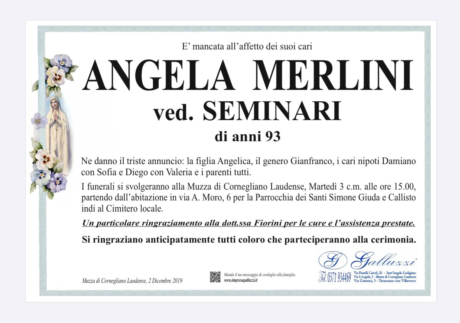 Angela Merlini