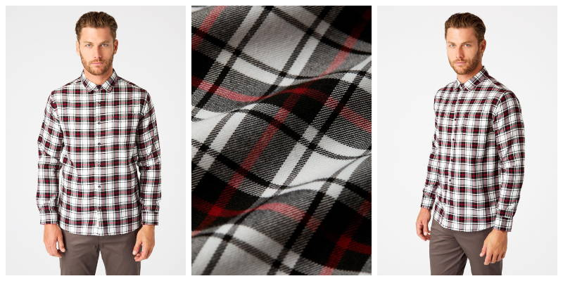 Sequoia Single Pocket Flannel Shirt