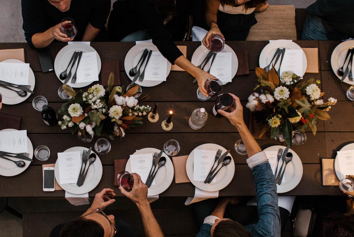 Dinner in Los Angeles