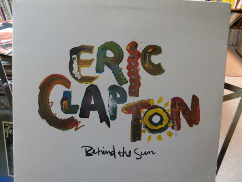 ERIC CLAPTON - BEHIND THE SUN