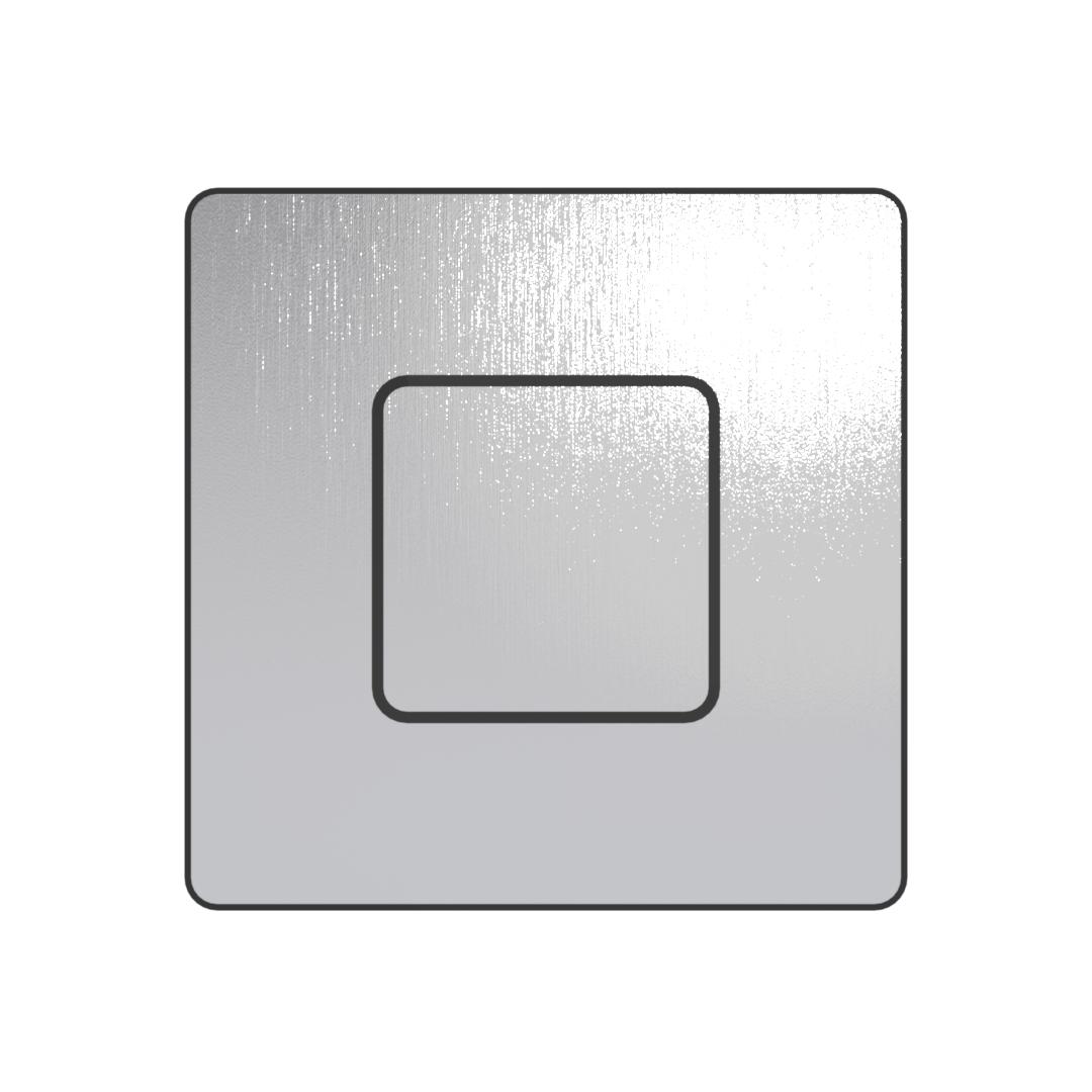 Faradite TAP-5 Matt White Switch