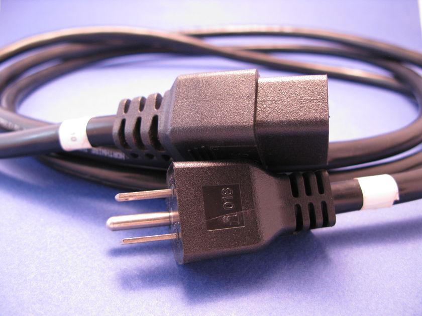 Audio Research Corp ARC  Original Equipment Power Cords