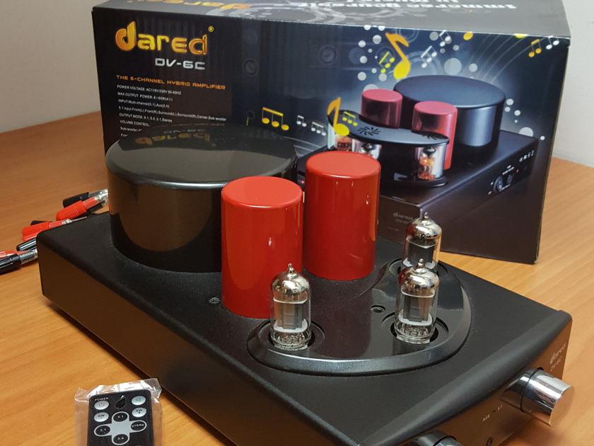 Dared Audio DV-6C Upgraded Mullard Tubes