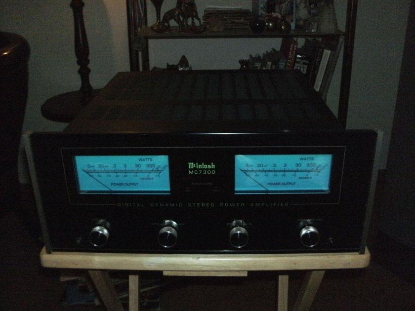 Mcntosh mc7300 300wpc power amplifier