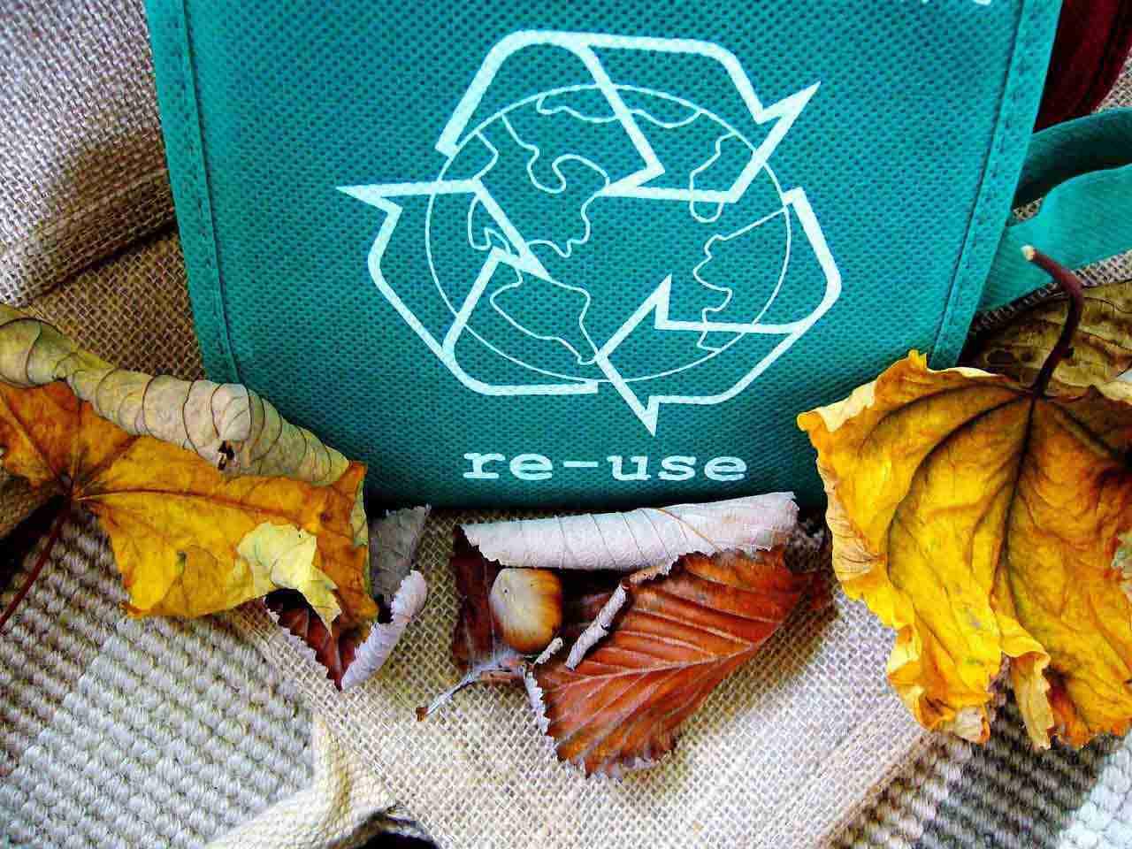 Cyclosas - Textile Synthétique recyclé, bon pour l'environnement, fibre recyclée