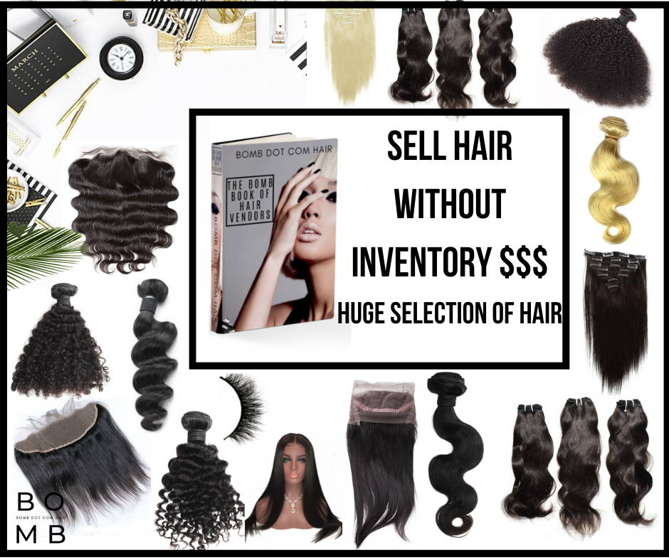 wholesale hair business starter pack