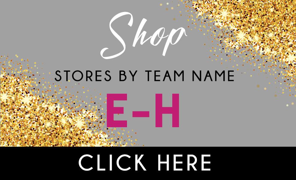team names e through H shop by team name glitterstarz fundraiser