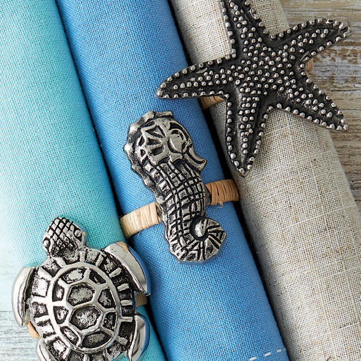 wholesale gold sparkle napkin ring