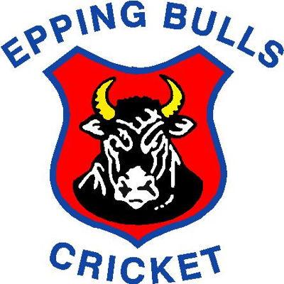 Epping Bulls Cricket Club Logo