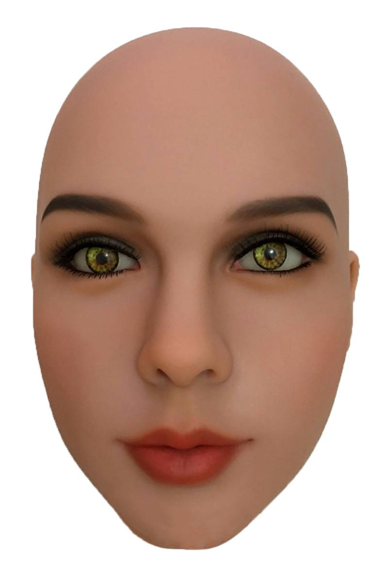 Personnalisation Sex Doll tête