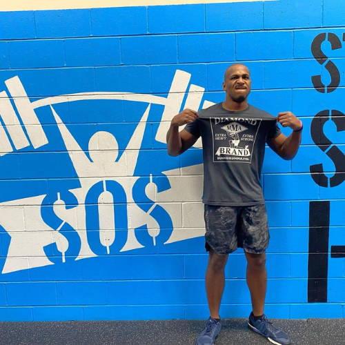 Diamond MMA - Strongman Tee