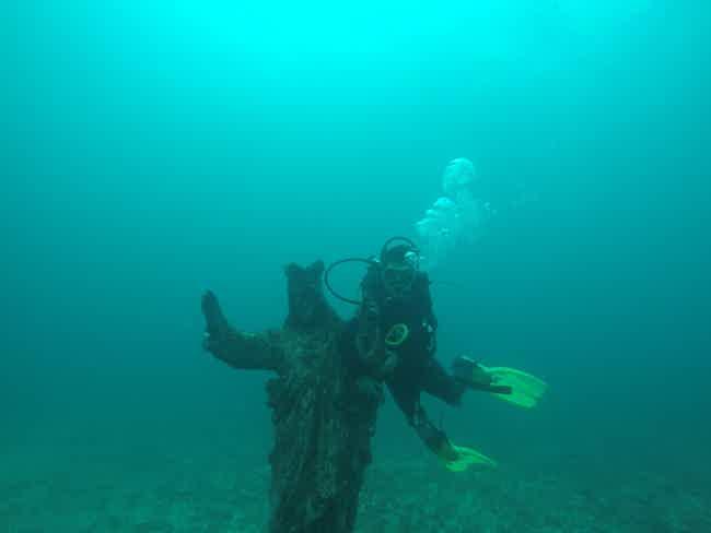 Buceo con Manta Rayas-