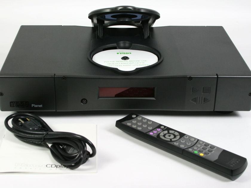 Rega Planet 2000 Solar Remote, Manual and Box great condition