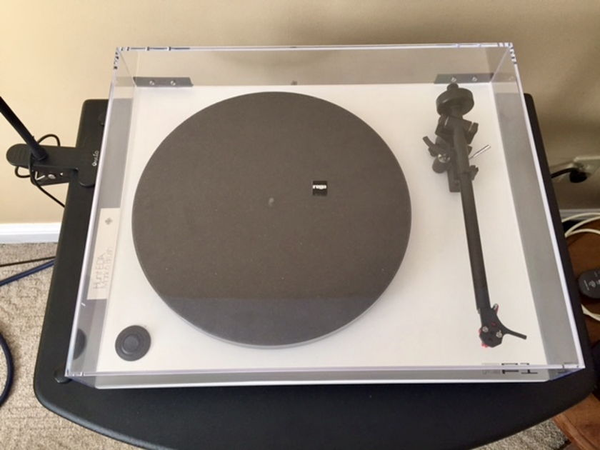Rega RP-1 with Performance Pack Upgrade
