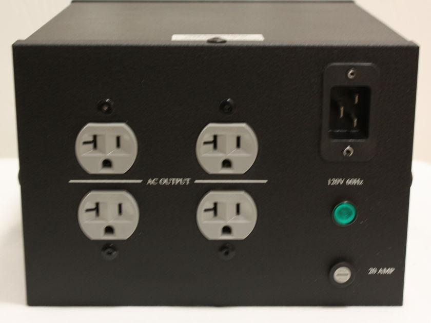Richard Gray Power Company (RGPC) 400 Pro Power Conditioner. MINT Condition.