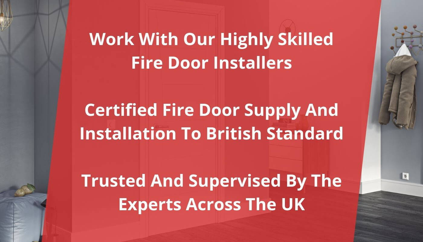 Fire door supply and installation fit