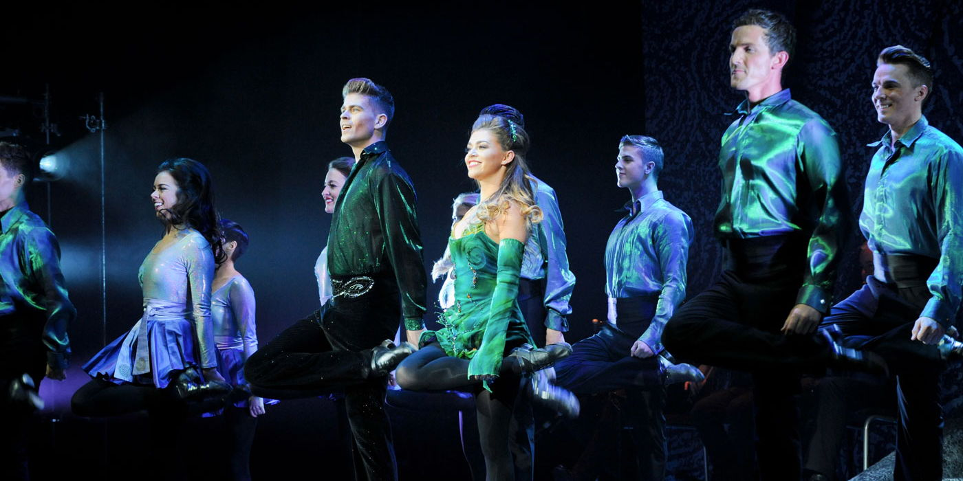 Riverdance at the Shubert Theatre