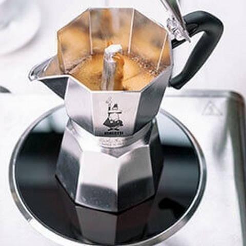 Kaffee Herdkanne