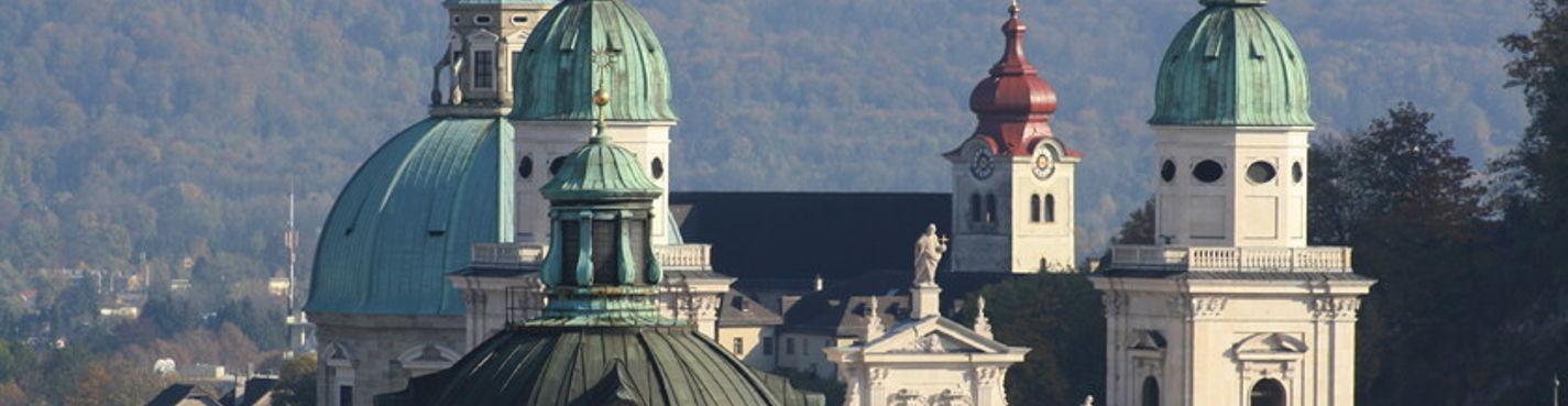 Индивидуальный VIP-Tour по Зальцбургу и окрестностям на микроавтобусе/ машине