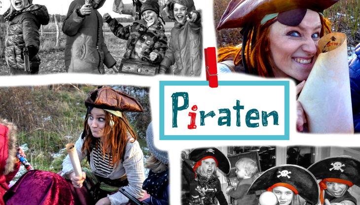 piratencollage zu