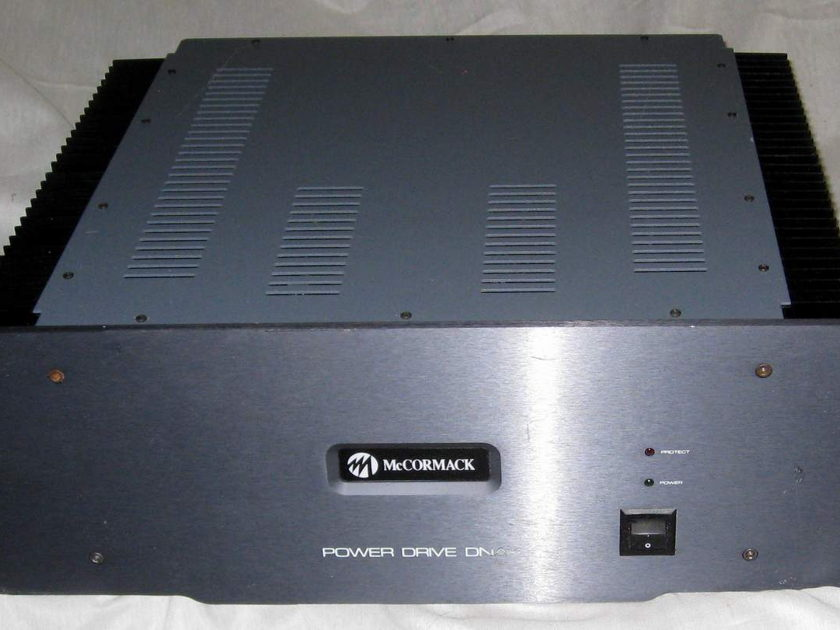 McCormack DNA-1 power amplifier perfect
