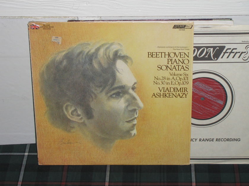 Vladimir Ashkenazy - Beethoven  Sonatas London Narrowband/Holland