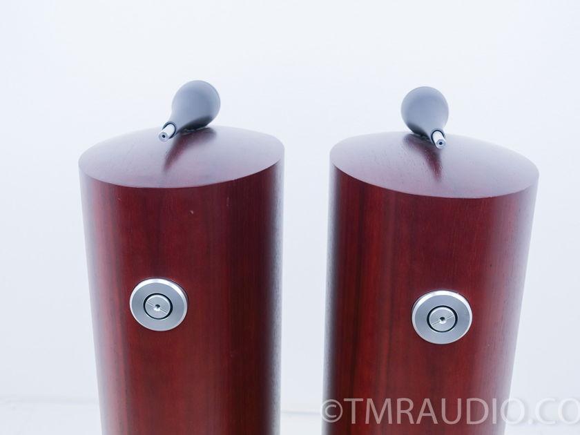 B&W 804S Floorstanding Speakers; Pair; Rosenut (9890)