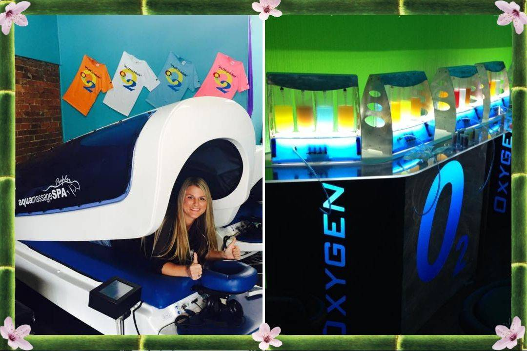 Oxygen Bar & Aqua Massage in Hot Springs, AR | Thai-Me Spa