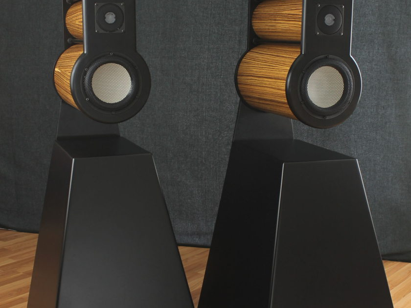 Maker Audio  Model 10  Loudspeakers - Unique    self amplified with digital streaming