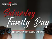 صورة SATURDAY FAMILY DAY (12pm - 3pm)