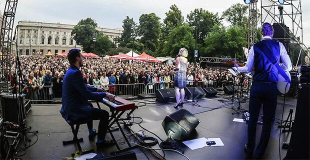 XV международный фестиваль «Петроджаз» пройдет при поддержке «Радио Зенит» - Новости радио OnAir.ru