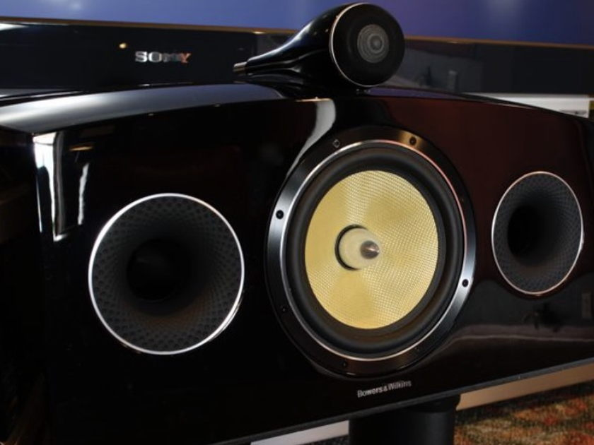 Bowers and Wilkins  HTM-4  Center Speaker