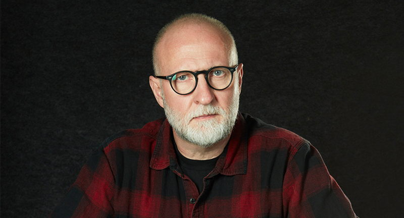 Bob Mould Solo Electric: Distortion and Blue Hearts!