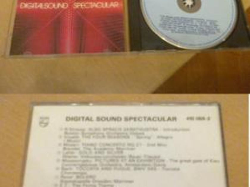 Philips Digitalsound - Spectugular (west germany 1st edition)